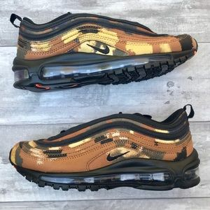 Nike Air Max 97 Premium Camo Men's Size 5